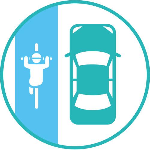 E-BIKEはスポーツ自転車の仲間